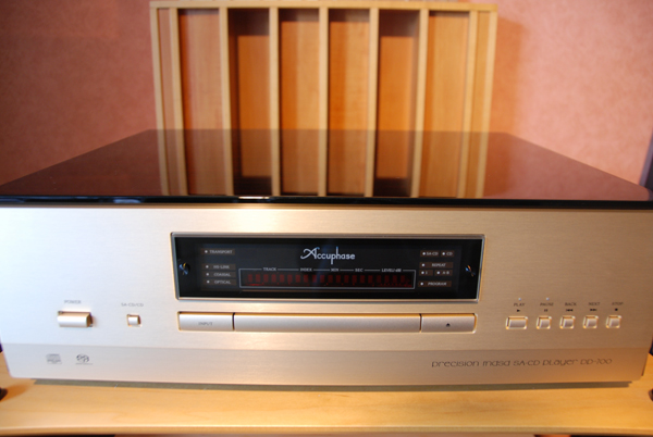 Accuphase アキュフェーズ DP700 CDプレーヤー