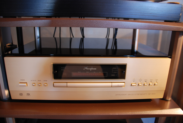 Accuphase アキュフェーズ セパレートSACDプレーヤー