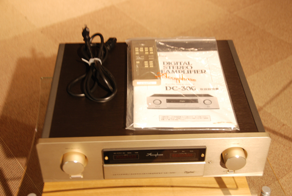 Accuphase アキュフェーズ デジタルプリアンプ