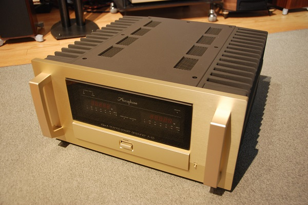 Accuphase アキュフェーズ A-65 パワーアンプ中古品