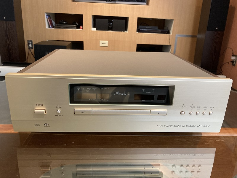 Accuphase アキュフェーズ SACD/CDプレーヤー 展示品