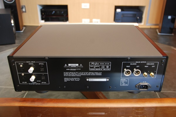Accuphase アキュフェーズ DP-600 SACDプレーヤー中古品